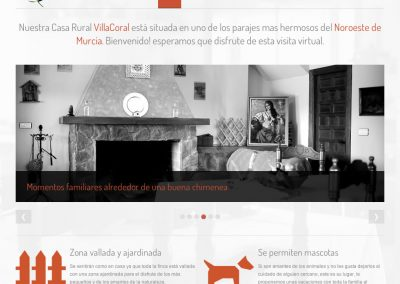 casaruralvillacoral.com