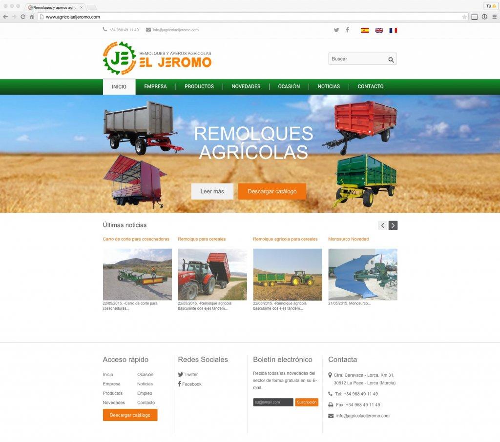 agricolaeljeromo.com