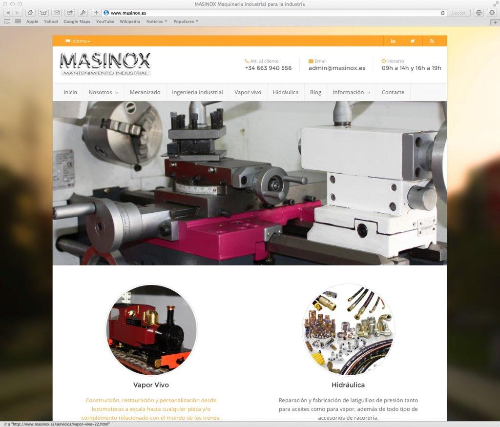 masinox.es