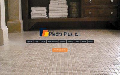 Remodelación completada de piedraplus.com