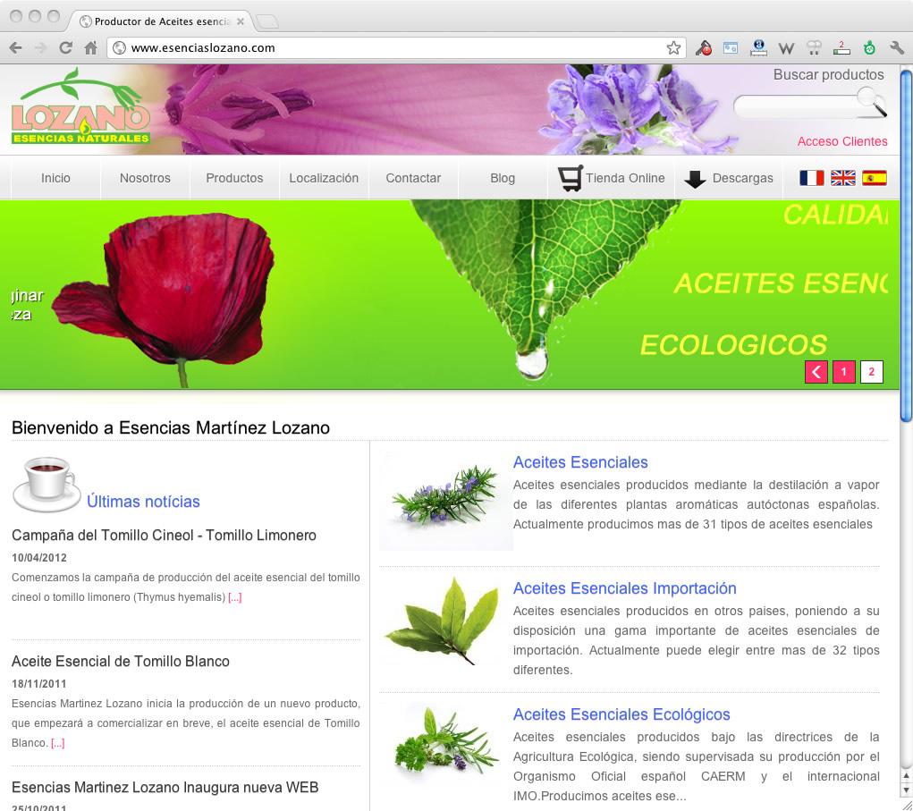 esenciaslozano.com