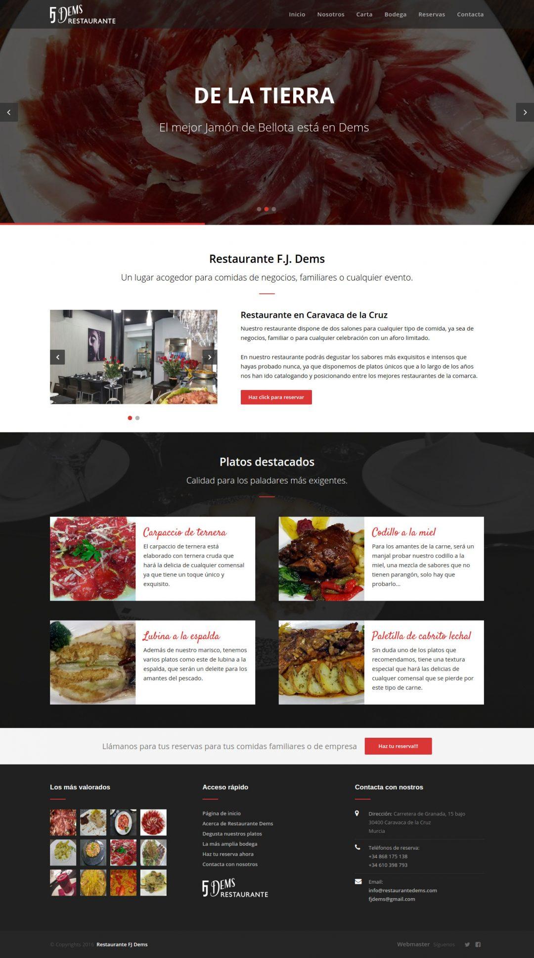 Restaurante Dems