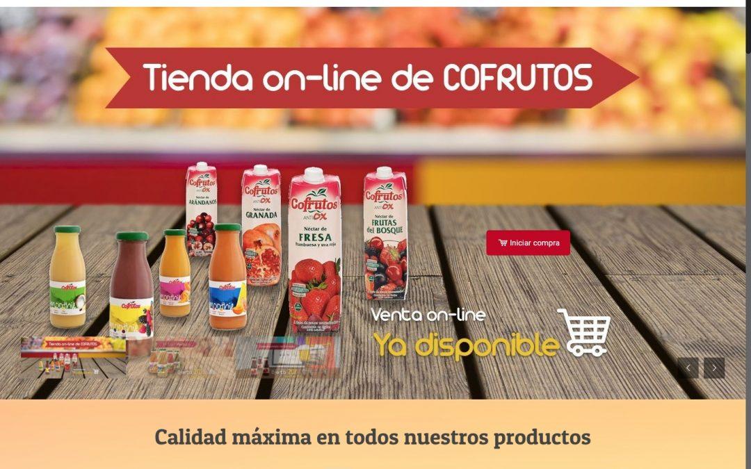 cofrutos.com zumos naturales