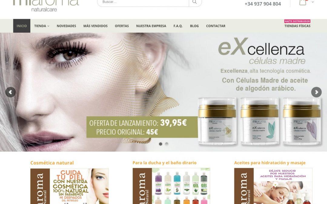 miaroma.net productos naturales