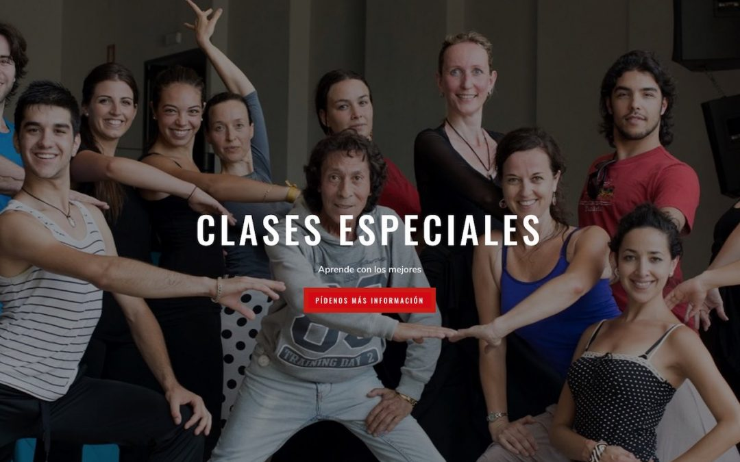Escuela internacional de flamenco Manolete
